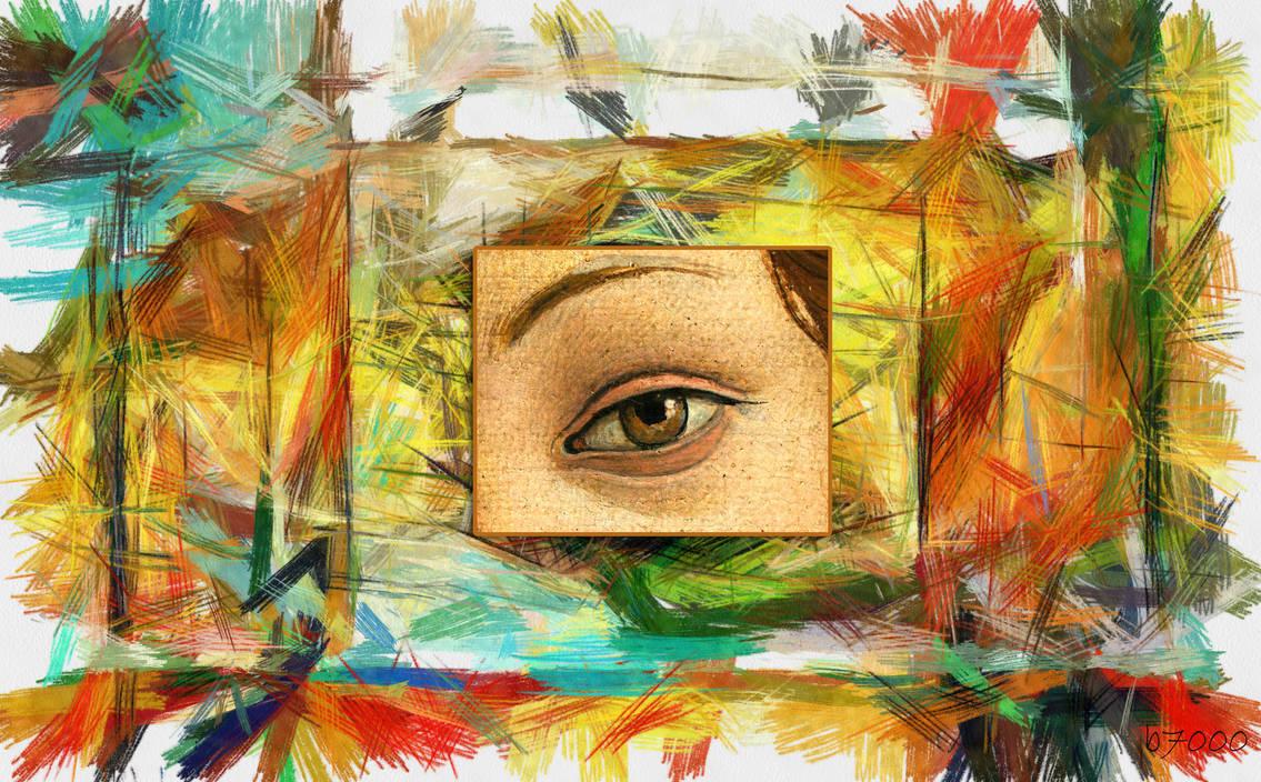 human inner world by b7000