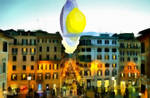 Evening Rome