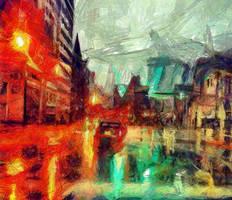 Wrath rain by b7000