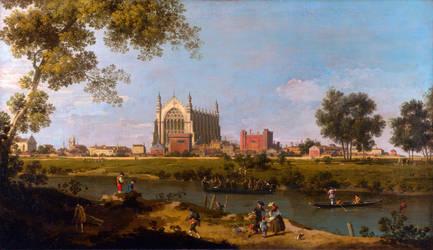 Canaletto---Eton-College