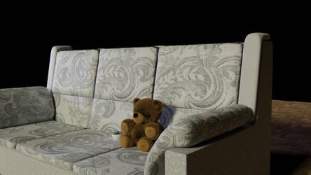 Sofa Bear