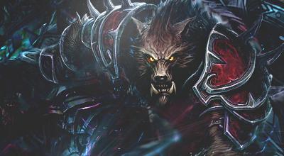World of Warcraft - Worgen by Apollo-Man