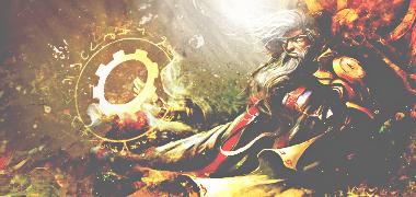 League of Legends - Zilean by Apollo-Man
