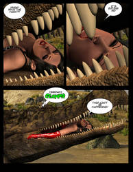 Gut Collector 2 Page 2 by PerilComics