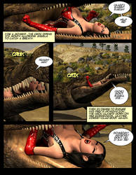 Gut Collector 2 Page 3 by PerilComics