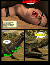Gut Collector 2 Page 6 by PerilComics