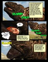 FDI Vore Tales Book 3 Preview3 by PerilComics