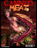 CANNED MEAT 7 ON SALE NOW by PerilComics