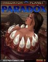 Predator Planet 9 On Sale Now! by PerilComics