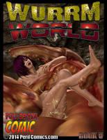 WURRM WORLD 5 ON SALE NOW! by PerilComics