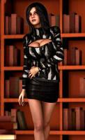 Character Bio: Roxette Avery by PerilComics