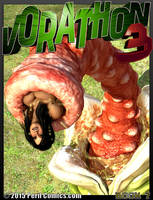 VORATHON 3 BOOK 7 ON SALE NOW!! by PerilComics