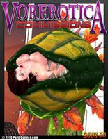 VOREROTICA 34 ON SALE NOW!! by PerilComics