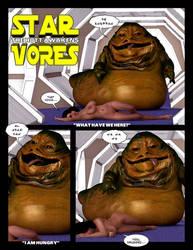 HUT AWAKENS PAGE 1 by PerilComics
