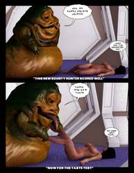 HUTT AWAKENS PAGE 2 by PerilComics