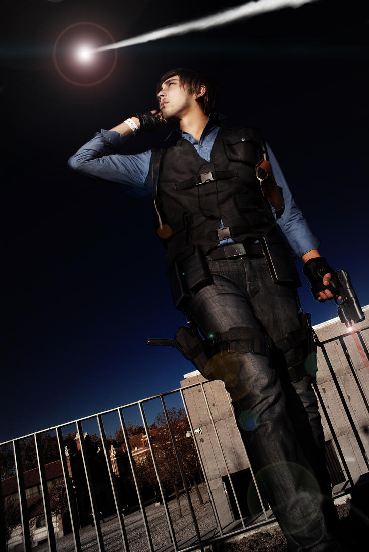 Leon S. Kennedy (Resident evil 6) Cosplay by Necroquantum