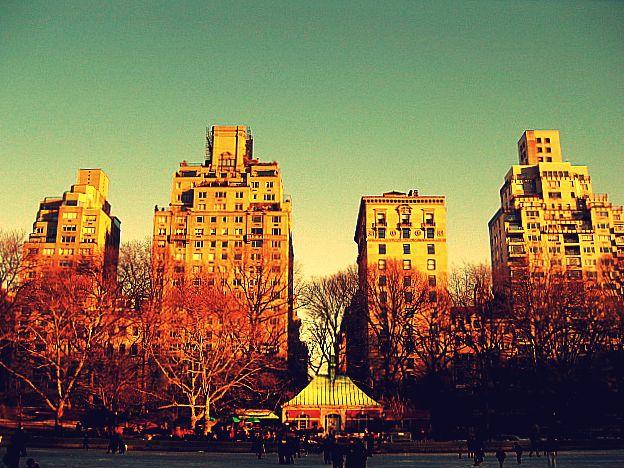 big city dreams. by xannaATTACKS