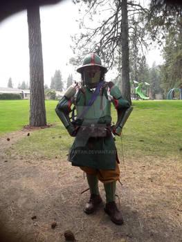 Dwarven Samurai Mk2 WIP