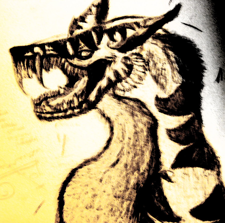 Mi Tigre Lobo xD - Página 2 Tiger_wolf_by_drraaggoon-d3yu8mg