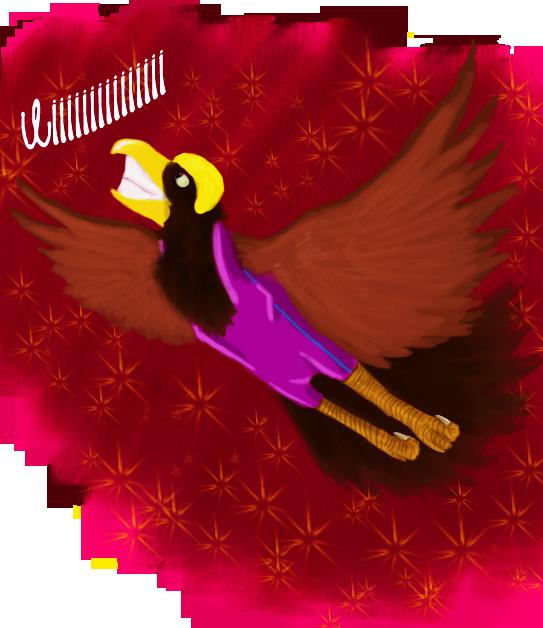 Evolucionando en digital y randoms más [ByXhaps] Disco_kid__eagle__by_drraaggoon-d5vo6su