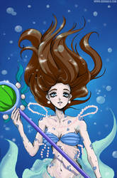 Sirenta Underwater by OgawaBurukku