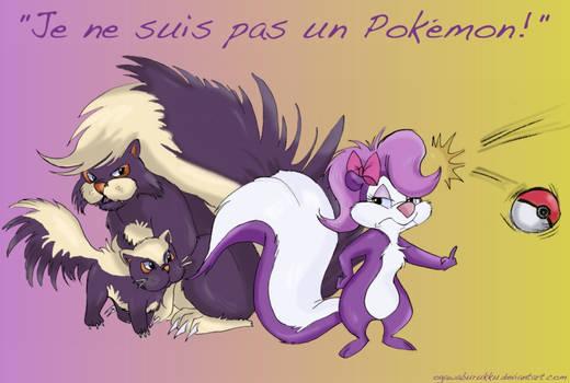Fifi Is NOT A Pokemon