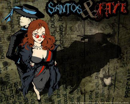Santos and Faye from Camarilla