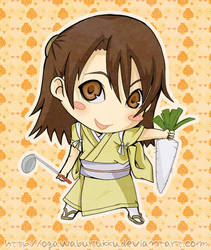 Wakana Nura - Let's Cooking by OgawaBurukku