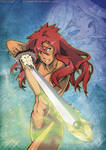 FaLLEN Chapter 1 -Front Cover- by OgawaBurukku