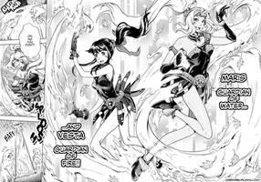 FaLLEN Ch.7 Pages 12-13 by OgawaBurukku