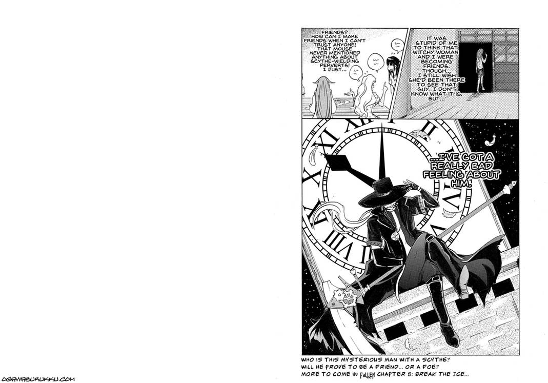 FaLLEN Ch.7 Page 20 by OgawaBurukku