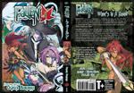 FaLLEN Volume 1 Dust Jacket Cover Artwork