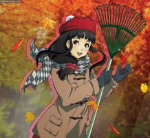 FaLLEN Calendar 2015 - November by OgawaBurukku