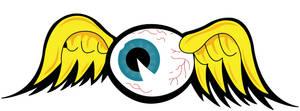von dutch flying eyeball