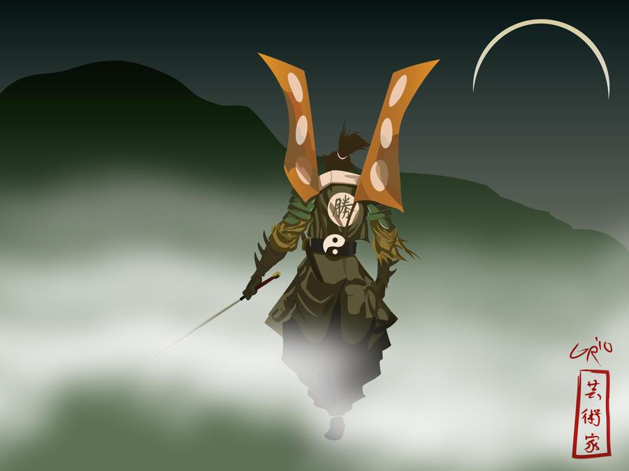 Ninja by GabeRios