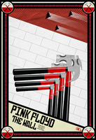 Pink floyd The Wall Propaganda by GabeRios