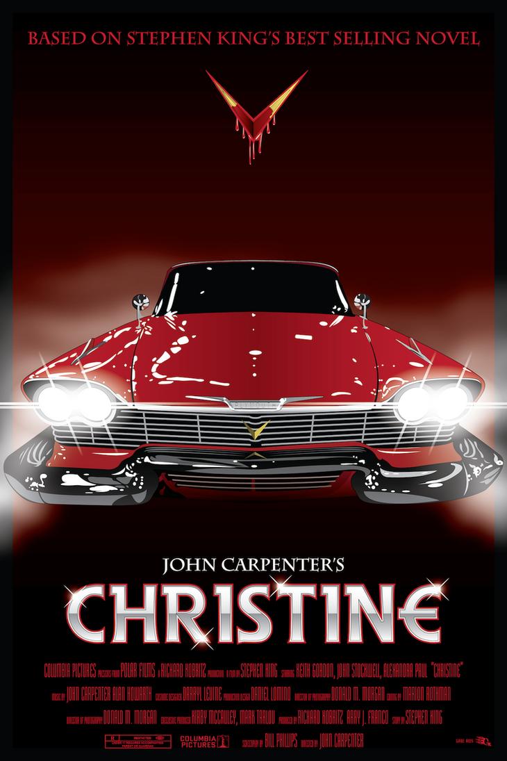 Christine by GabeRios