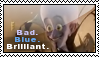 + Megamind: Bad.Blue.Brilliant. + by LeSheketai