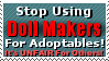 STOP USING DOLLMAKERS FOR ADOPTABLES by LeSheketai