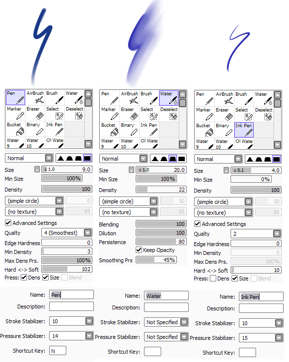 how to download new brushes for sai