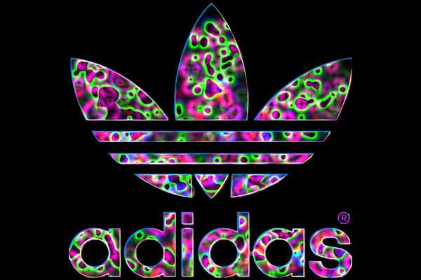 Adidas Neon Color Shoes