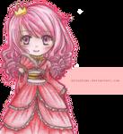 Red Chibi Princess