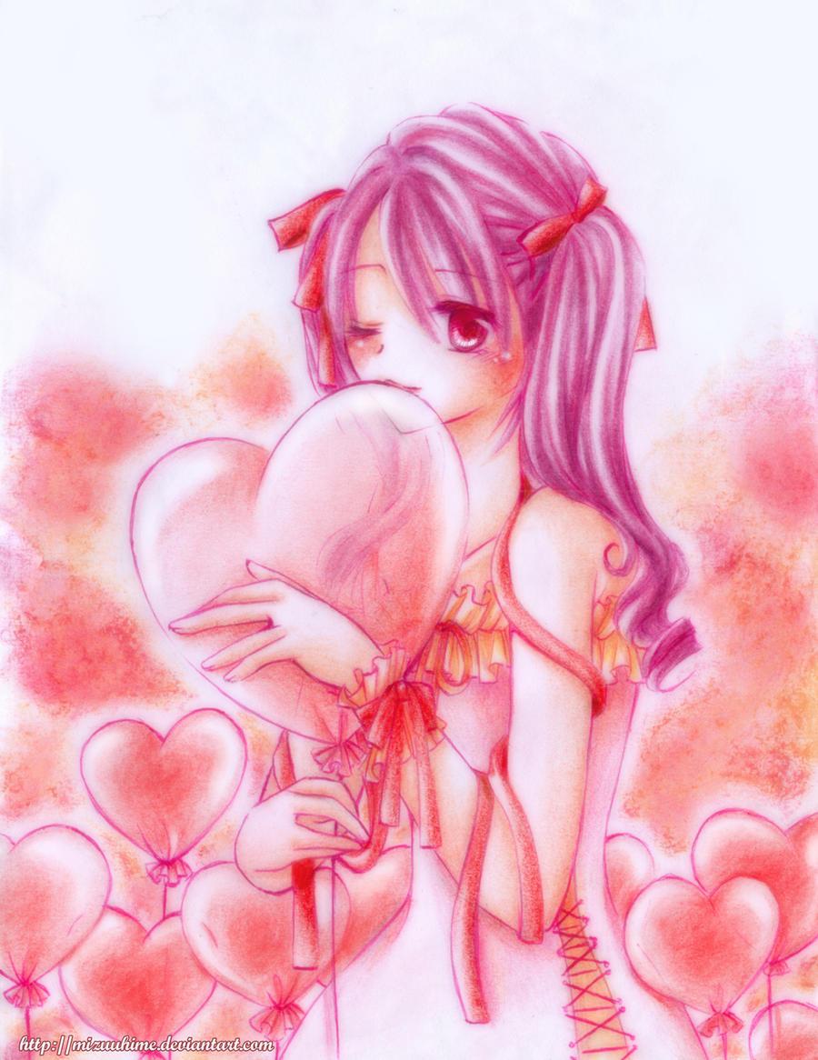 Happy Valentine Day! by MizuuHime