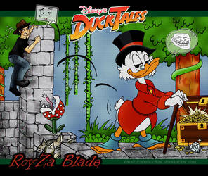 RB - Duck Tales by Katrin-chan