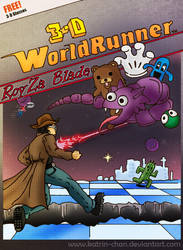 RB - 3-D WorldRunner by Katrin-chan