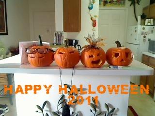 Happy Halloween from Wolf Pack by CoraUchiha