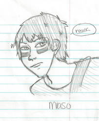 Miaso by CoraUchiha