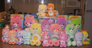 Care Bears Collection Wint 08