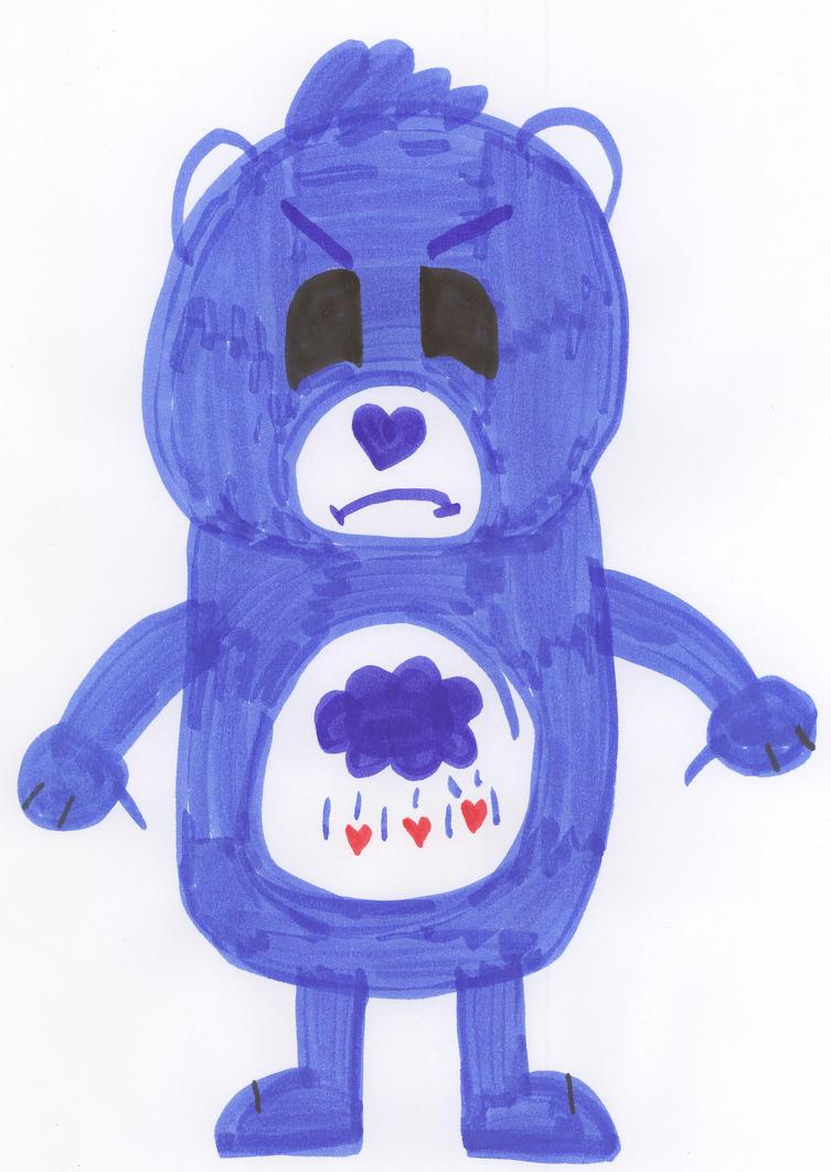 Care Bears: Grumpy Bear by CheerBearsFan on DeviantArt