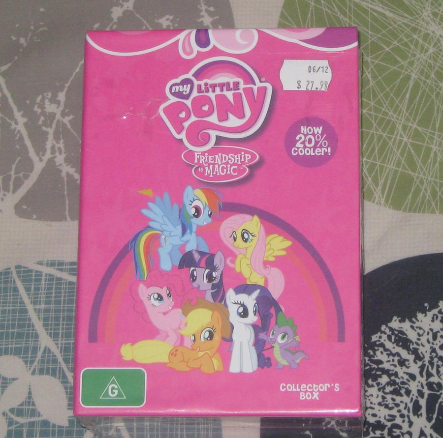 Pony Video Boxset by CheerBearsFan
